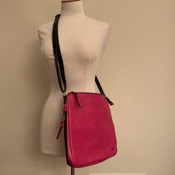 Carpisa Hot Pink Crossbody Bag
